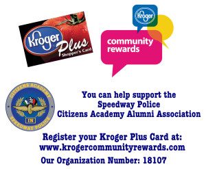SPCAAA-Kroger Community Rewards
